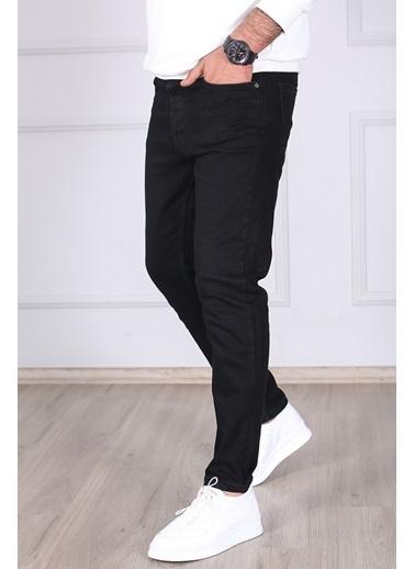 Madmext   Slim Fit Erkek Jean 5114 Siyah